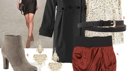 Style Tips: A Holiday Look Straight From the Runway | StyleCaster