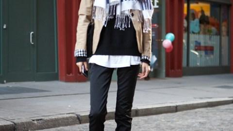 Street Style: New York – Shu Pei Qin | StyleCaster