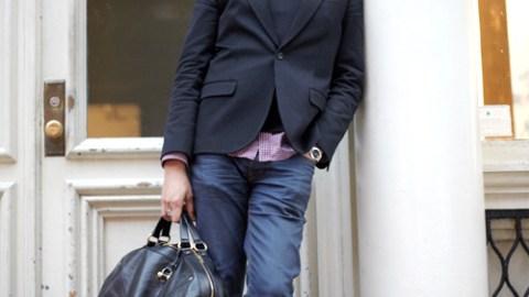 Street Style: New York – Jorge Luis | StyleCaster