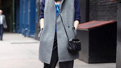 Street Style: New York – Christa Shuman | StyleCaster