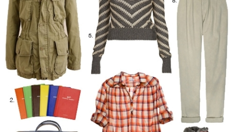 Holiday Gifts Perfect For The Outdoorsy Type | StyleCaster