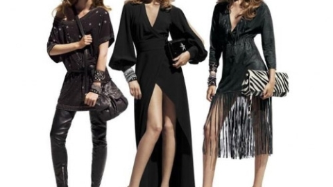 Top 15 Designer Collaborations of 2009   StyleCaster