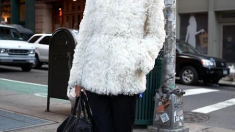 Street Style: New York – Hanneli Mustaparta   StyleCaster