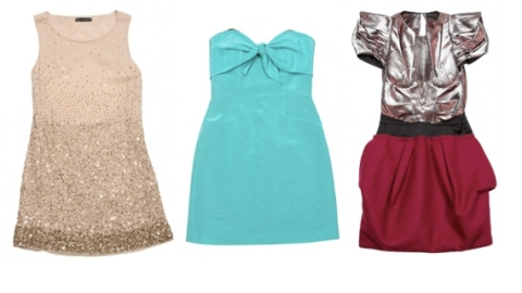 Holiday Dresses That Flatter Your Figure   StyleCaster