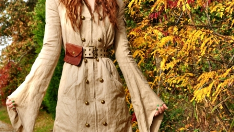 Jane Aldridge Designs for Gryphon And 12 More Great Trenches   StyleCaster