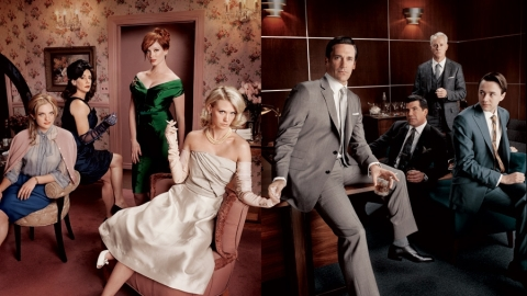Mad Men Style: Book to Come for Fall and 10 Iconic Looks From the 1950s   StyleCaster