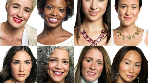 Bobbi Brown: Pretty Powerful Campaign Launches Today! Our Favorite Make-Overs | StyleCaster
