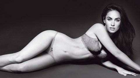 Megan Fox: Tattoos Erased for Armani Ad | StyleCaster