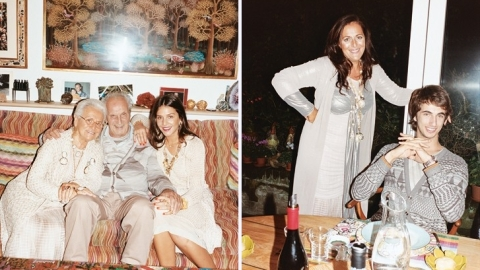 Missoni Spring 2010 Ad Campaign: Family Affair (Plus 10 Favorite Teller Campaigns) | StyleCaster