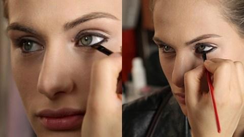 Smoky Smudged Eye Makeup Done Right | StyleCaster