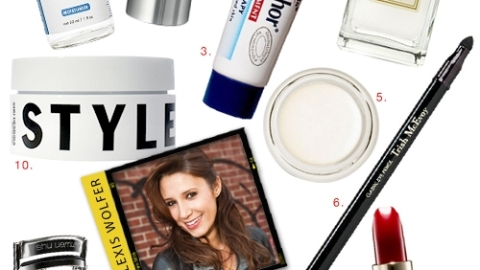 Beauty Editor Alexis Wolfer Dishes on Her Top 10 Beauty Must-Haves | StyleCaster