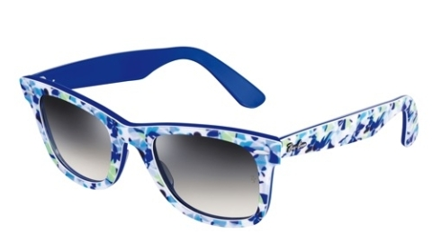 Ray-Ban Launches Rare Print Line for Spring 2010 | StyleCaster