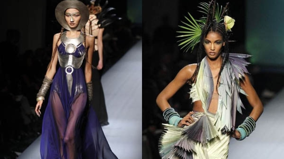 Gaultier Haute Couture: First Images! | StyleCaster