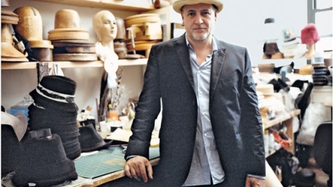 Stetson Hats Teams with Albertus Swanepoel (Plus Our Favorite Stetson Moments) | StyleCaster