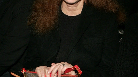 Grace Coddington (And Her Cats!) to Make Second Film | StyleCaster