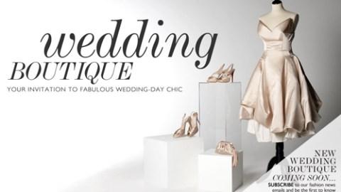 Net-a-Porter Launches Online Bridal Boutique   StyleCaster
