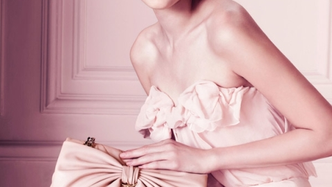 Jessica Stam Stars in Nina Ricci Ads for Spring! | StyleCaster
