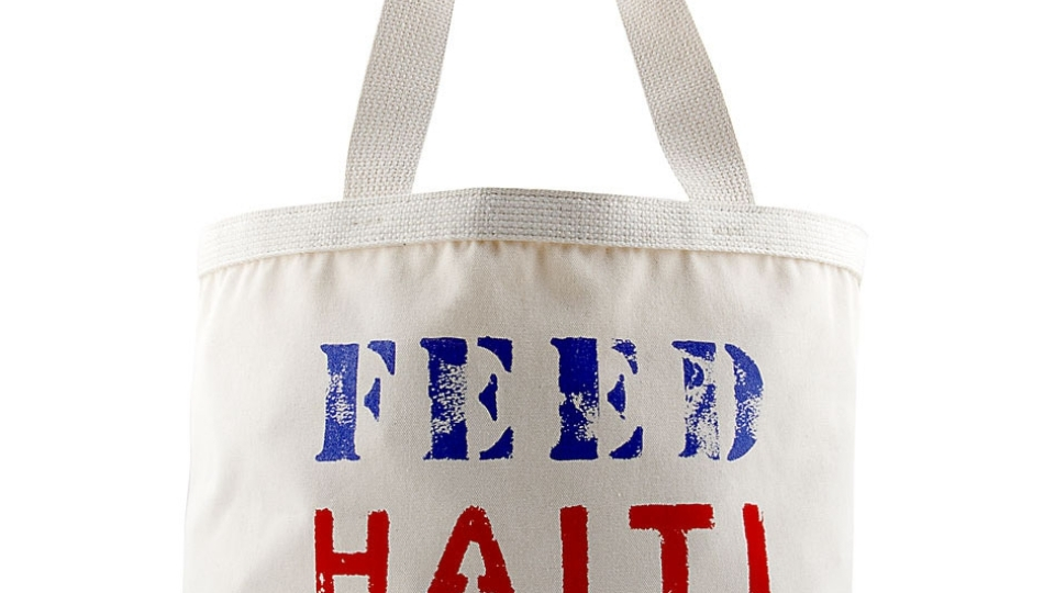 Fashion for Haiti Relief: FEED Bags and More Items to Satisfy Your Philanthropic Spirit   StyleCaster