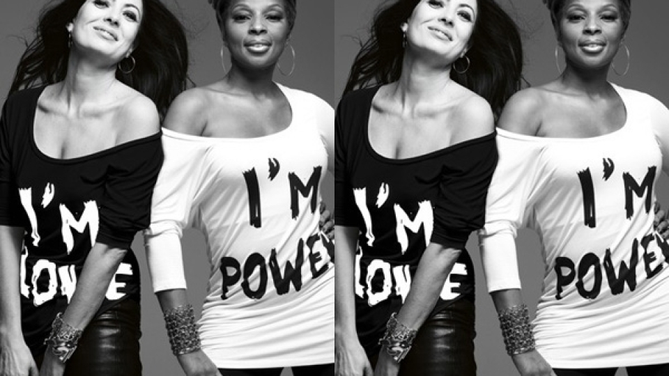 Catherine Malandrino Teams with Mary J. Blige for T-Shirt Collection | StyleCaster