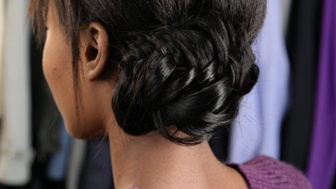 How to Make a Fishtail Braid | StyleCaster