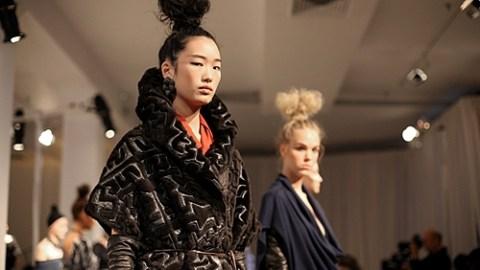 New York Fashion Week 2010 Photo Blog: Catherine Malandrino and Erin Fetherston | StyleCaster