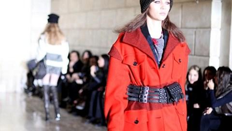 Jill Stuart Fall 2010 Runway and Backstage Photo Blog | StyleCaster