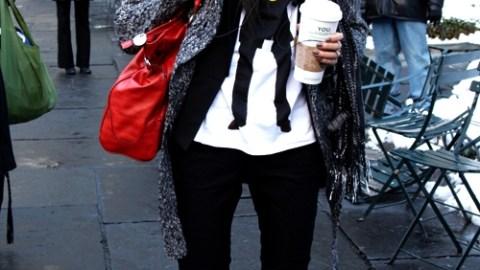Street Style: New York – Lela Wang | StyleCaster
