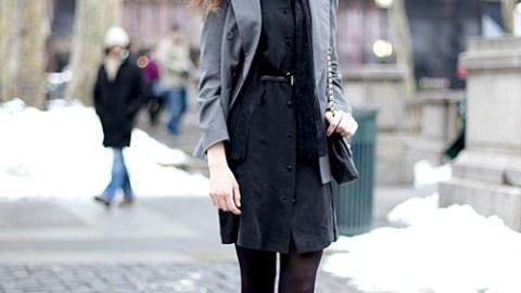 Street Style: New York – Imogen Morris Clarke | StyleCaster