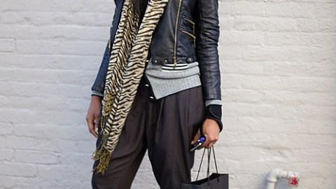 Street Style: New York – Kelly Francis | StyleCaster