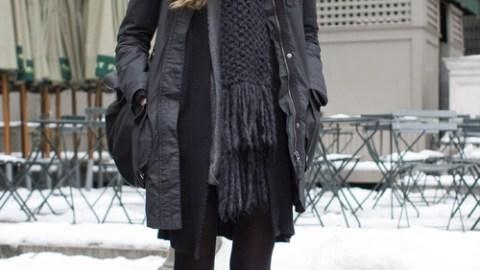 Street Style: New York – Tetyana Melnychuk   StyleCaster