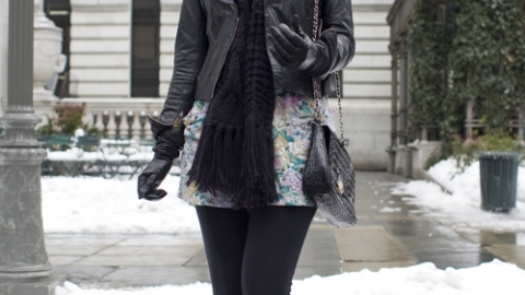 Street Style: New York – Claire Cairns   StyleCaster