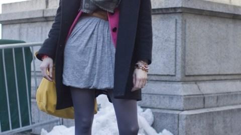 Street Style: New York – Carlotta Carruwva   StyleCaster