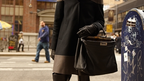 Street Style: New York – Christine Cusumano   StyleCaster