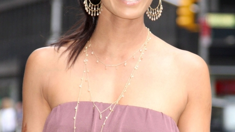 Padma Lakshmi Gives Birth! | StyleCaster