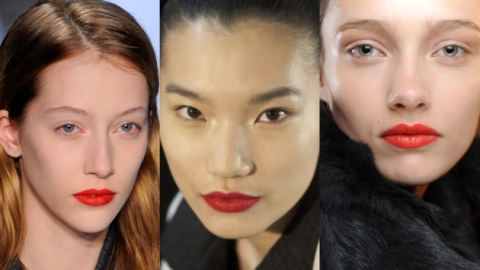 The Best Red Lips For Fall 2010 | StyleCaster