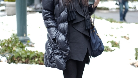 Street Style: New York – Bonnie Chen   StyleCaster