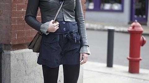 Street Style: New York – Emilie Vingtoft | StyleCaster