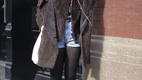 Street Style: New York – Nichola White | StyleCaster