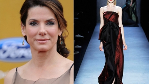 Academy Awards 2010: Runway Looks We'd Love to See on the Red Carpet! | StyleCaster