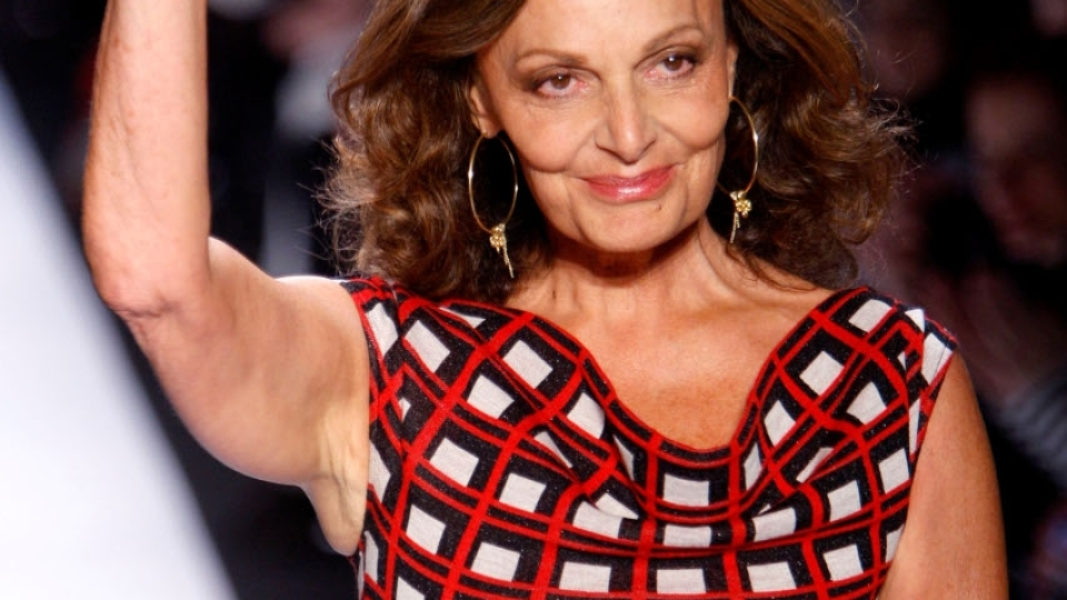 DVF Releases Compilation CD   StyleCaster