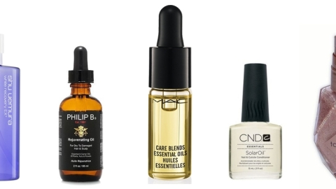 """Moisturizing Oils: 5 Products That Put the """"Oils are Evil"""" Debate to Rest 