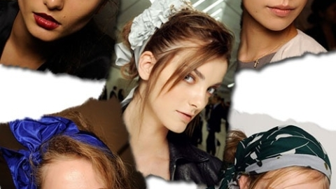 Top 5 Hair Accessories for Spring, and How to Wear Them | StyleCaster