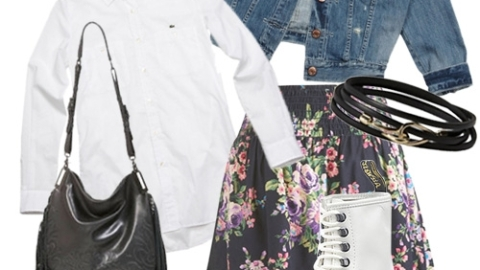How to Incorporate Florals Into Your Wardrobe | StyleCaster