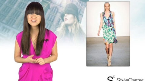 The Best Floral Dresses for Spring and More on StyleCenter | StyleCaster