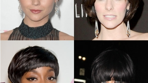 Bowl Cuts are Back! | StyleCaster
