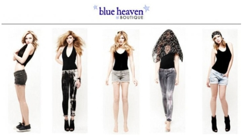 A Conversation with Blue Heaven Boutique's Founder, Laura Larson | StyleCaster