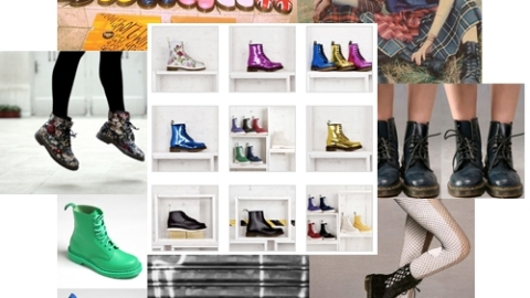 Doc Martens: The Iconic Brand Celebrates 50 Years Of Rebel Style | StyleCaster