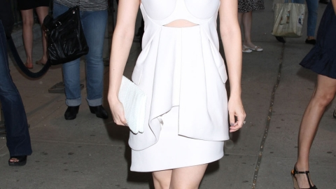 Rachel Bilson is Pretty in Preen at the 'Waiting for Forever' Premiere | StyleCaster