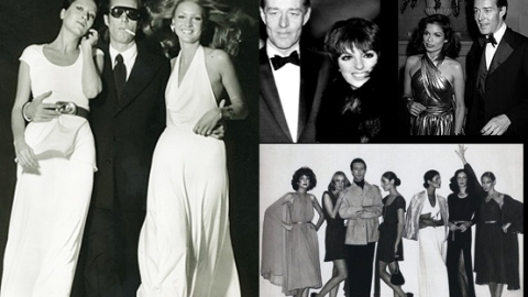 'Ultrasuede: In Search of Halston' Debut at Tribeca Film Festival and More Studio 54-Worthy Looks | StyleCaster