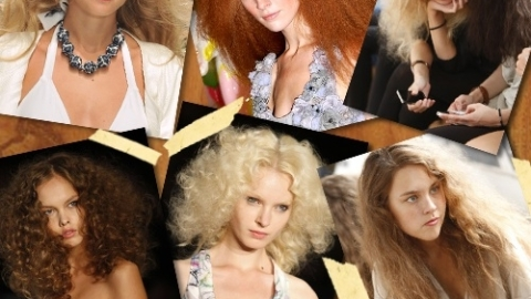 Big Hair is Back! Celebs Try Out Volume | StyleCaster